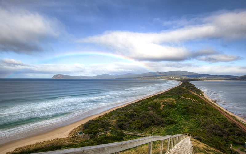 The Neck, Bruny Island, Tasmania