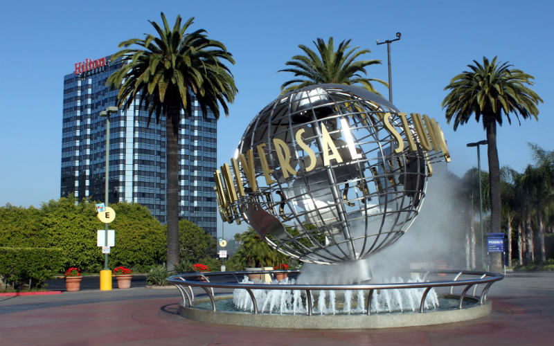 Universal Studios Hollywood, California, USA