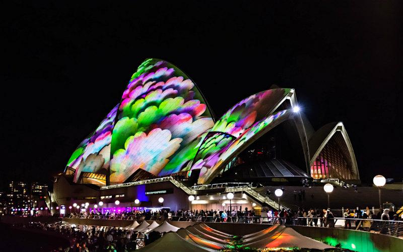 Vivid Sydney, Sydney, Australia