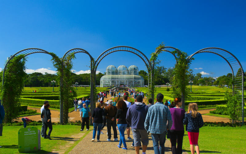 Jardim Botanico, Rio de Janeiro, Brazil