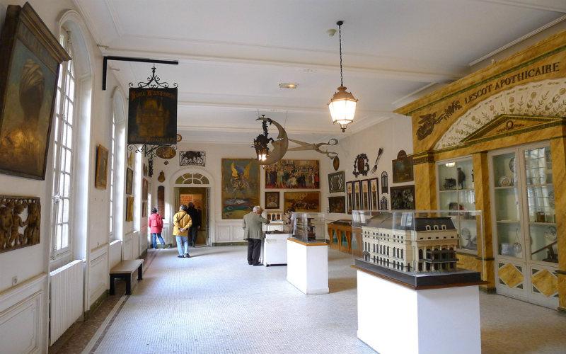 Musée Carnavalet, Paris, France