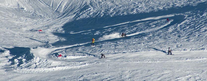 New Zealand | EA Ski & Snowboard