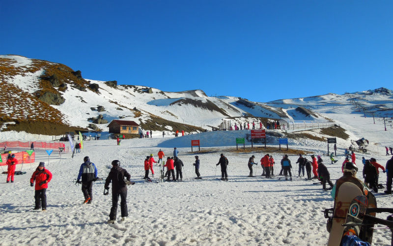 Cardrona Alpine Resort, New Zealand