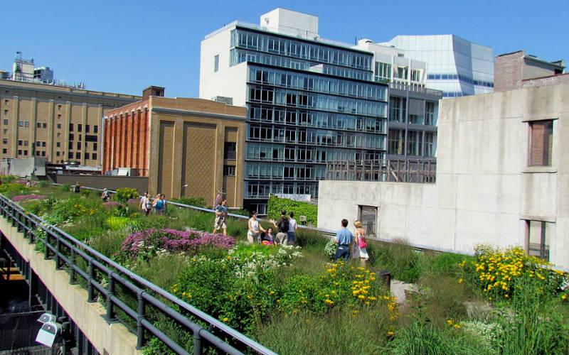 The High Line, New York, United States of America