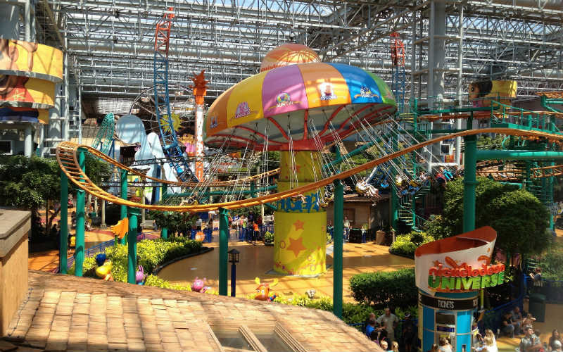 Mall of America, Bloomington, USA