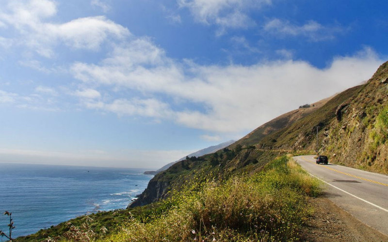 Pacific Coast Highway, United States of America
