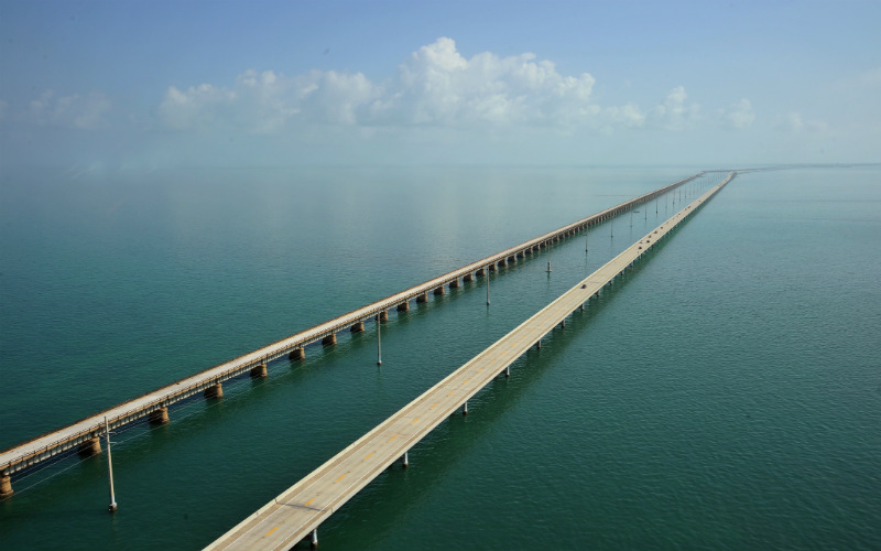 Seven Mile Bridge, United States of America