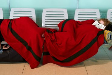 The Best Airports to Sleep In