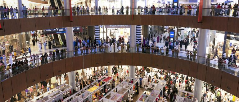 The Biggest Shopping Malls in the World