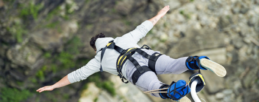 The World's Best Bungee Jumping Locations