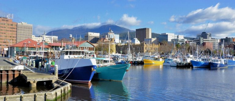 5 Things To Do in Hobart with Kids