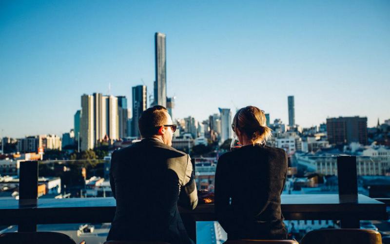 Eleven Rooftop Bar, Brisbane, Australia