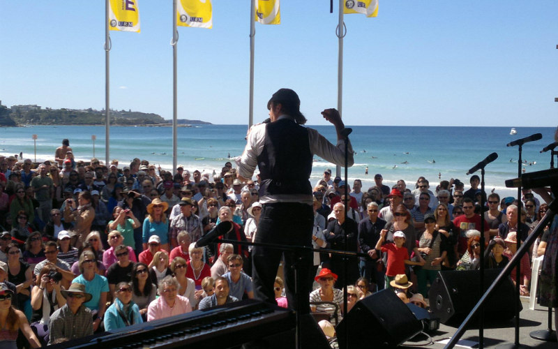 Manly Jazz Festival, Manly