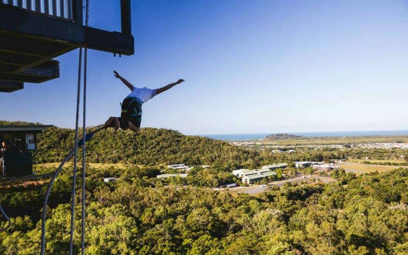 AJ Hackett Cairns, Queensland, Australia