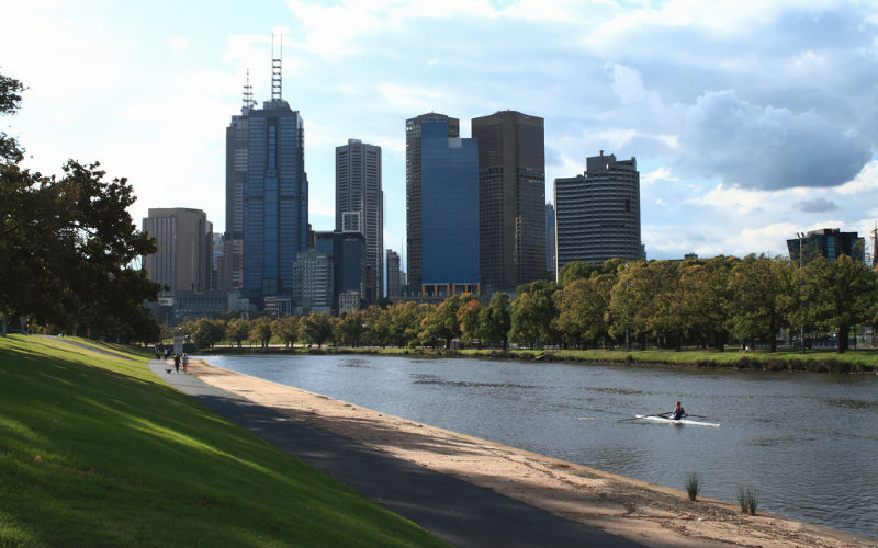 Capital City Trail, Melbourne