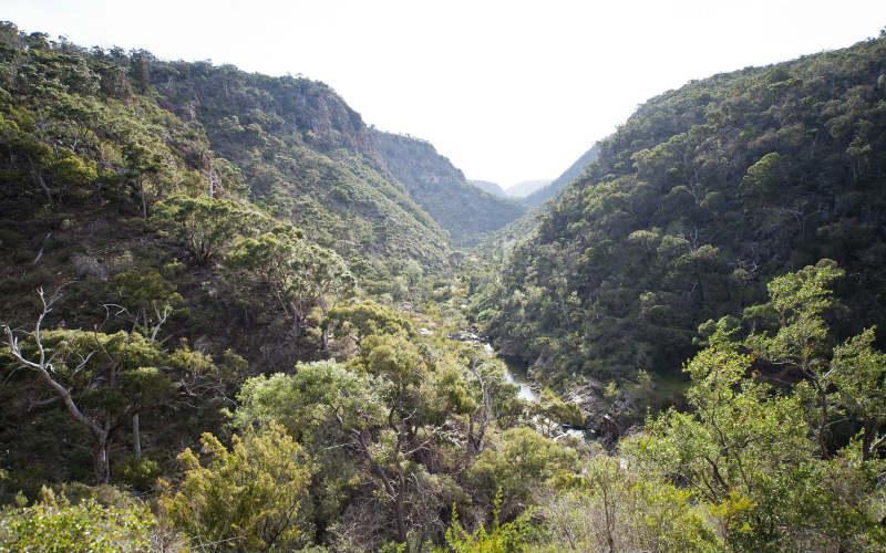 Werribee Gorge, Victoria