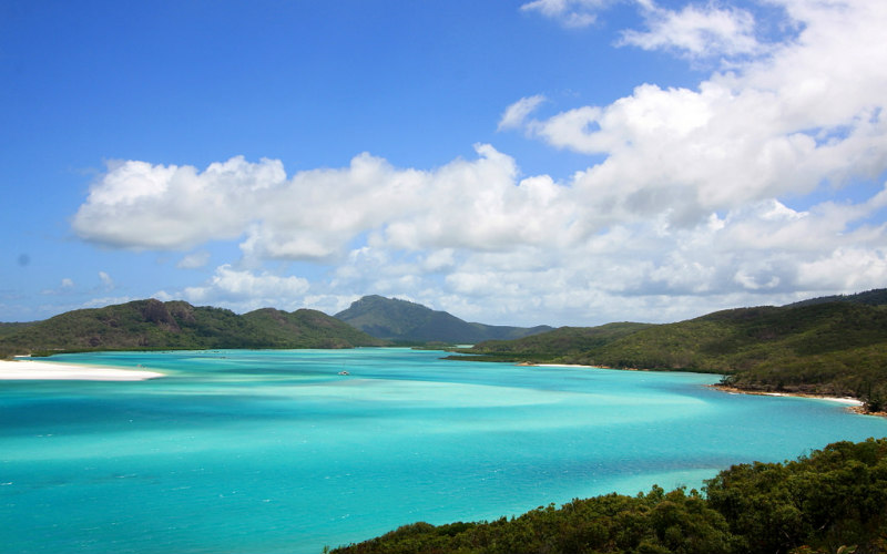 Whitsunday Islands, Queensland