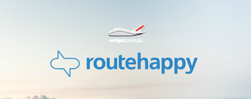 Webjet RouteHappy