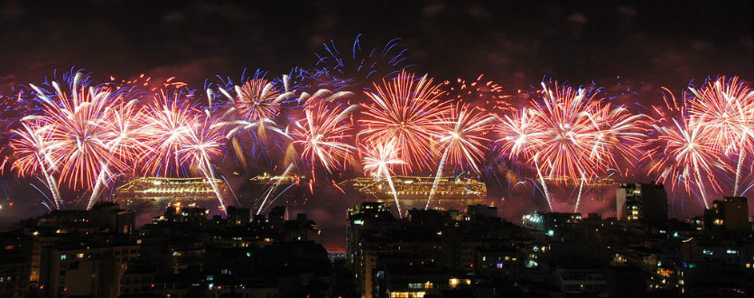 Best Places to Celebrate New Years Eve Around the World