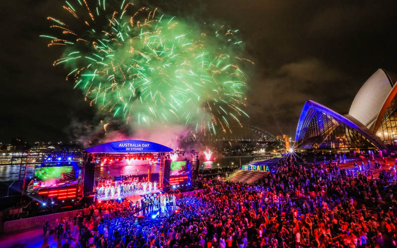 Australia Day Concert, Sydney Opera House