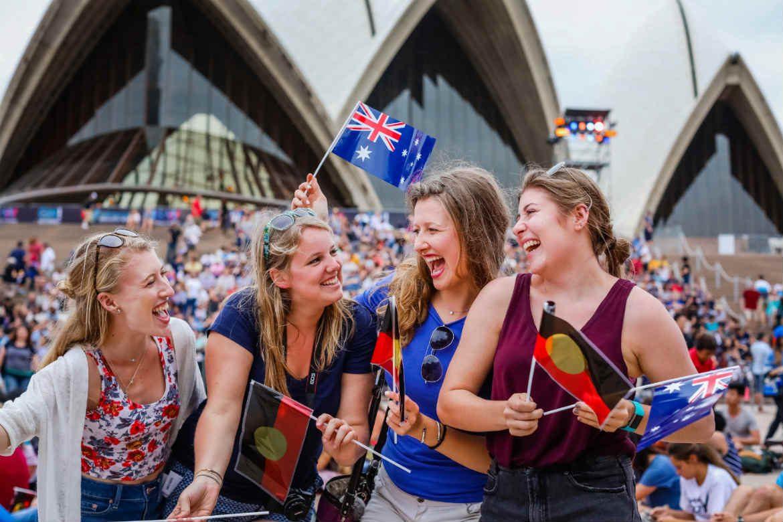 Australia Day Concert, Sydney Opera House.