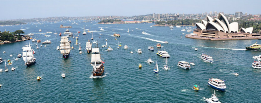 Things to do in Sydney on Australia Day