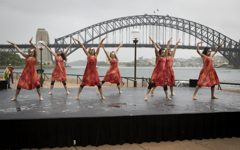 WugulOra Indigenous Morning Ceremony Sydney