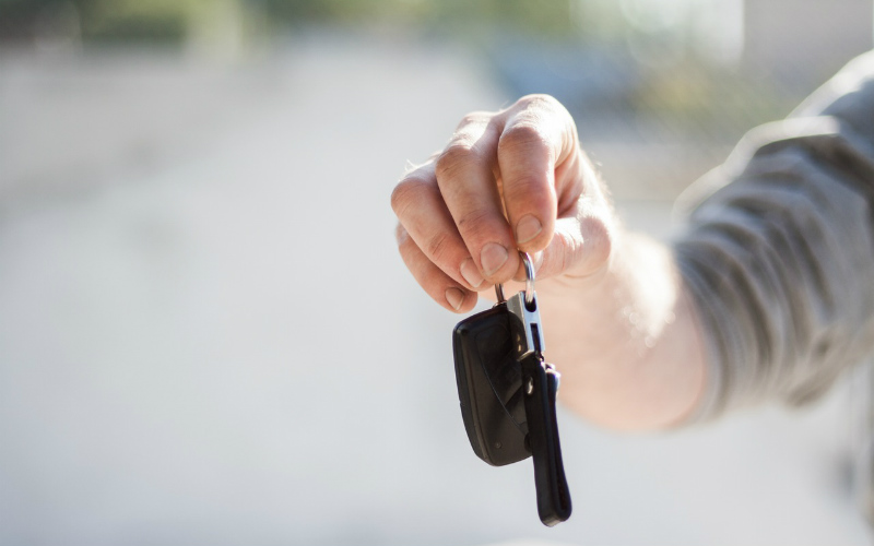 car hire keys