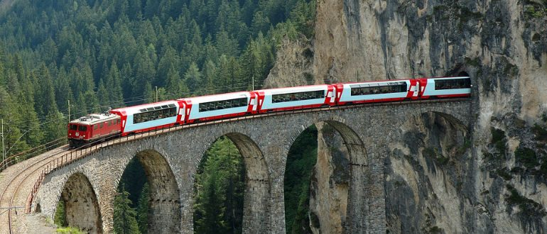 The World's Best Scenic Train Rides