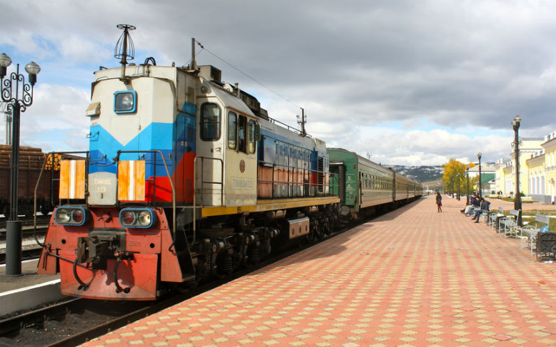 Trans- Siberian Express