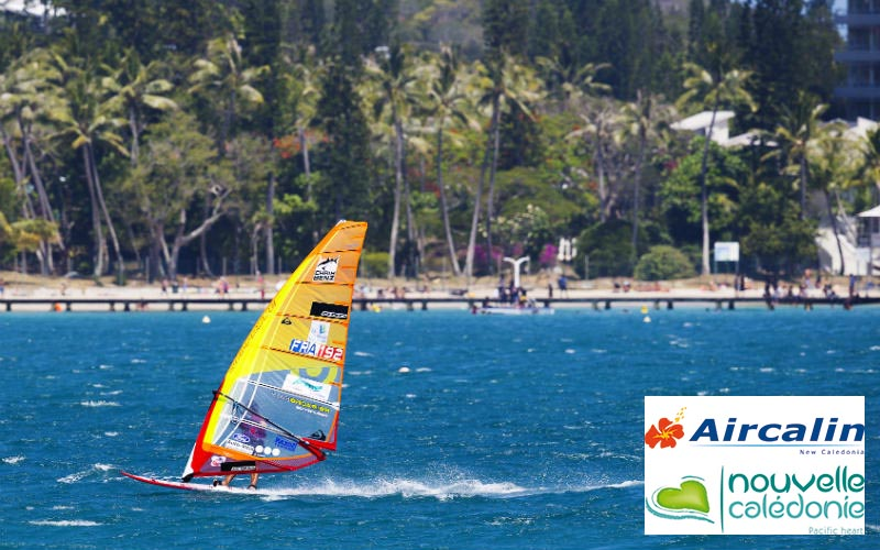 wind surfing New Caledonia
