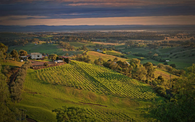 Hunter Valley New South Wales