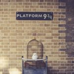 Platform 9 3/4 Kings Cross Station