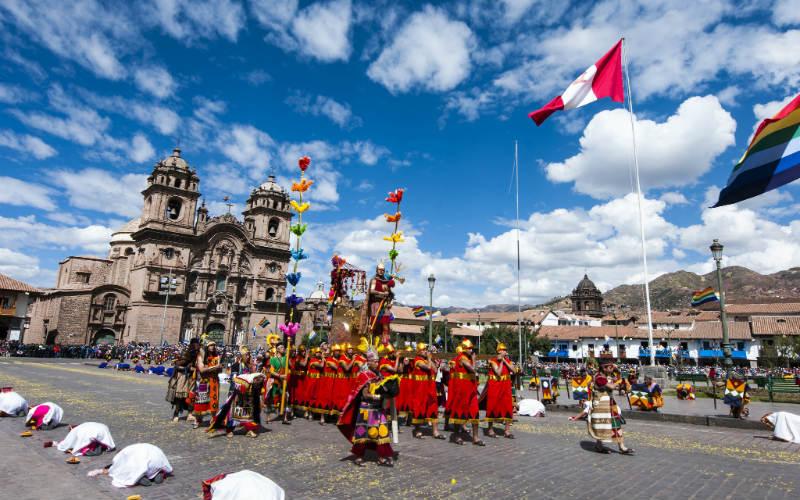 Inti Raymi, Peru