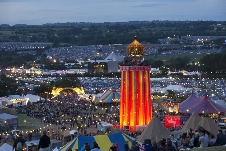 June Events Around the World, Glastonbury Festival