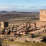 Castillo de Zafra, Spain