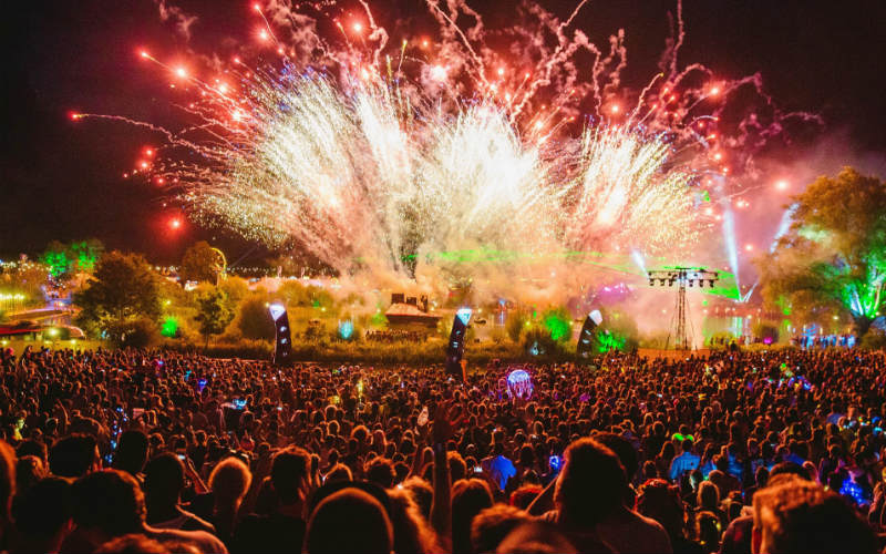 The Secret Garden Party, England