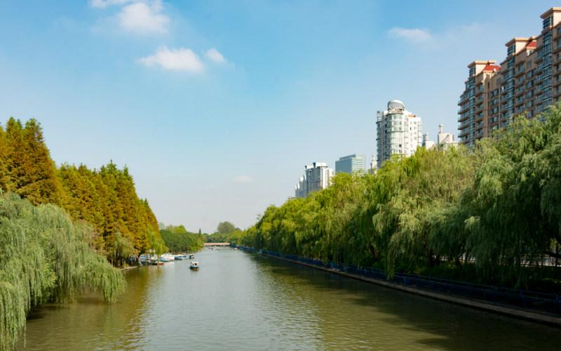 Century Park, Shanghai, China