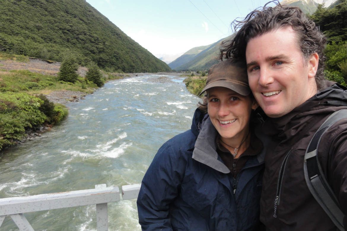 Indie Travel Podcast South Island New Zealand