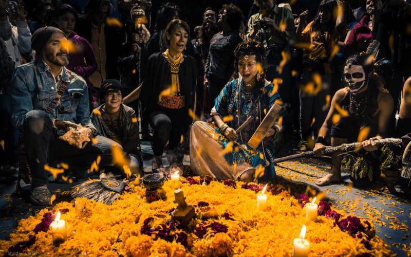 La Calaca Festival, Mexico