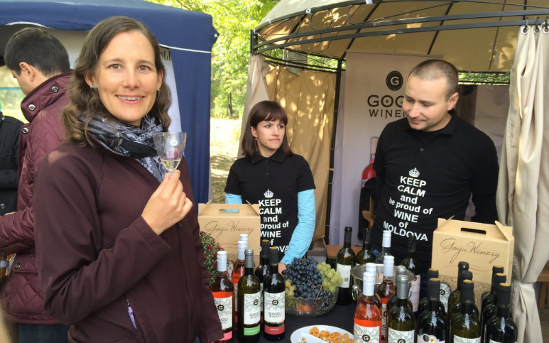 Indie Travel Podcast Moldovan Wine Festival