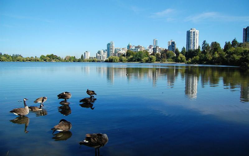 Stanley Park, Vancouver, Canada