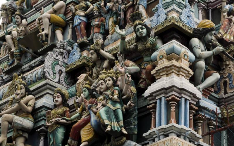 Sri Kailawasanathan Swami Devasthanam Kovil, Colombo, Sri Lanka