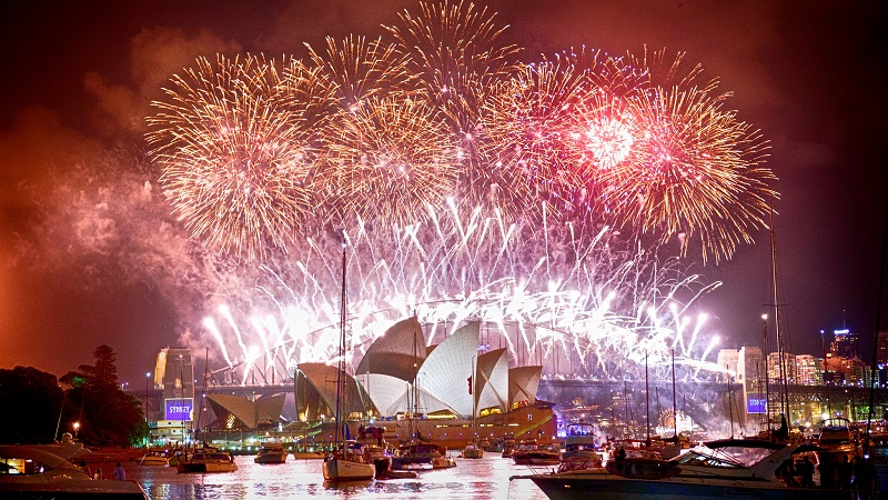 Where To Watch Sydney Nye Fireworks New Years Eve Sydney