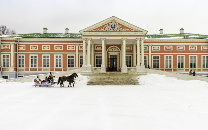Sheremetev Palace, Moscow, Russia