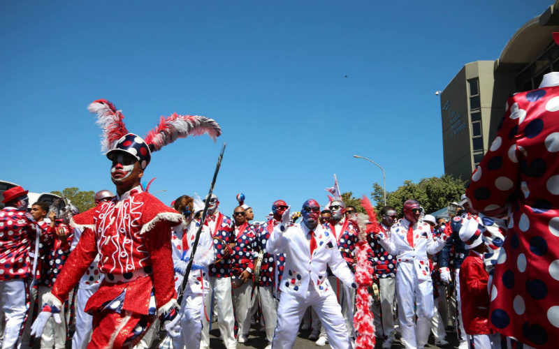 Cape Town Minstrel Carnival, Cape Town