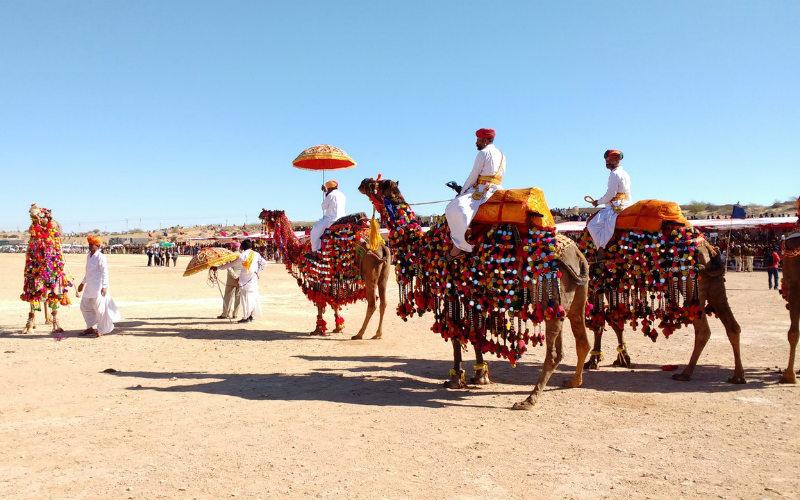 Jaisalmer Desert Festival, India