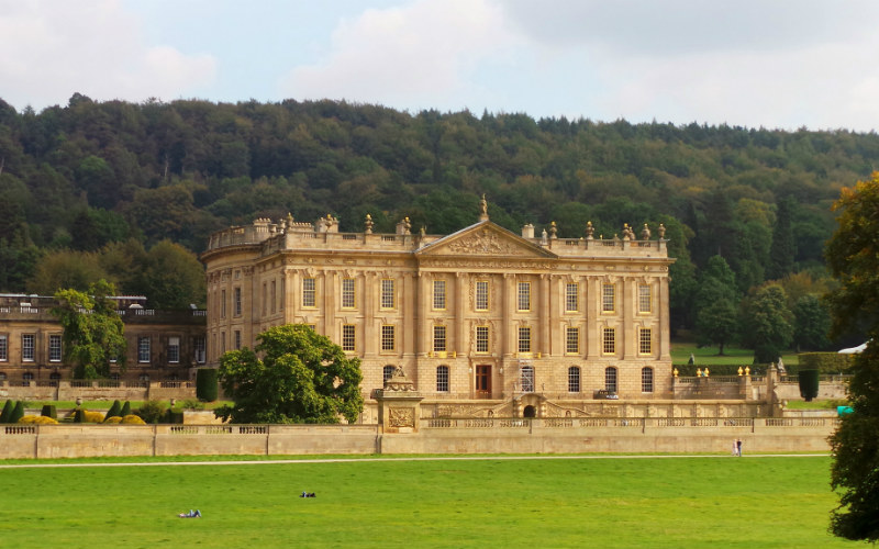 Chatsworth House, England
