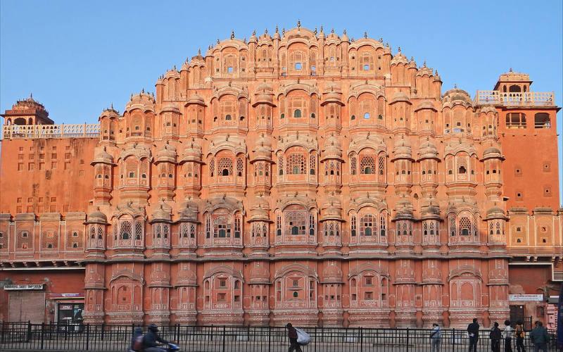 Hawal Mahal, India