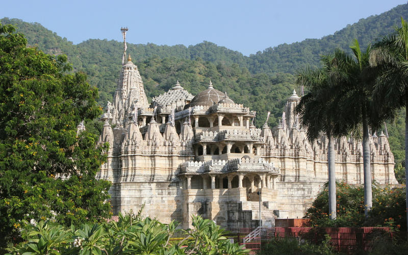 Ranakpur Jain Temple, India